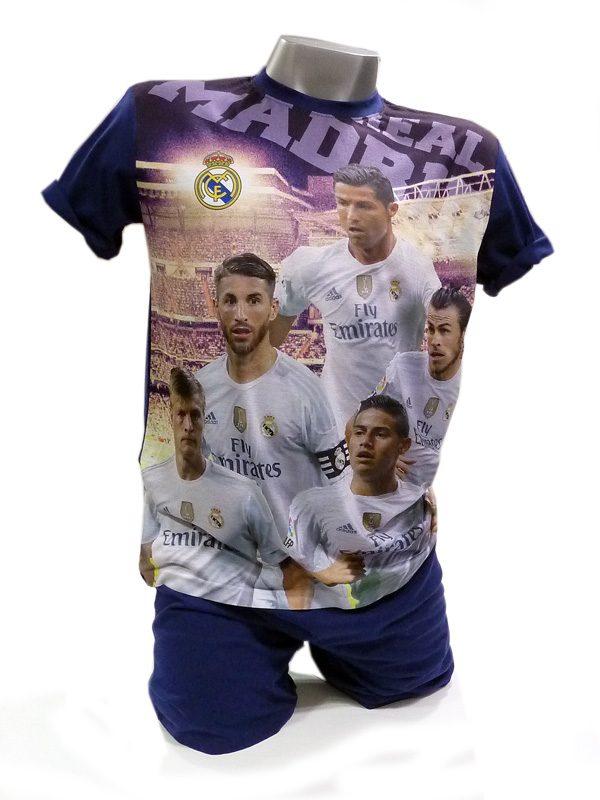 Pijama Jugadores Real Madrid C. F.