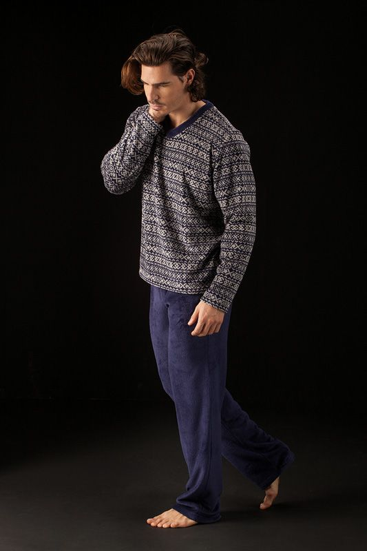 Pijama Soy Térmico Polar