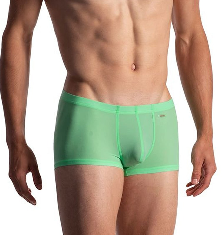 Boxer Minipants Olaf Benz Verde Light