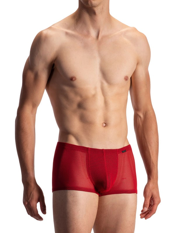 Boxer Minipants Olaf Benz Red