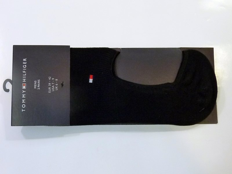 2 Pack Calcetines Tommy Hilfiger Invisibles Pinky