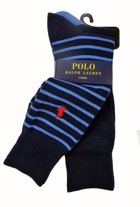 Calcetines St James 2 Pack, Polo