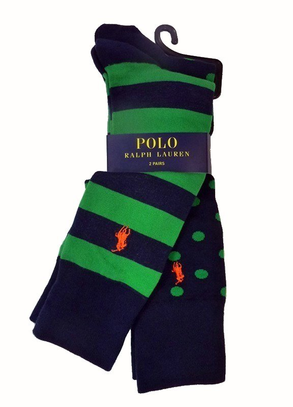 Pack 2 Calcetines Polo
