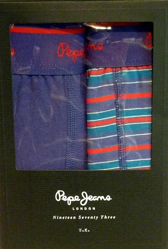 2 Pack Trunk Rowan, Pepe Jeans