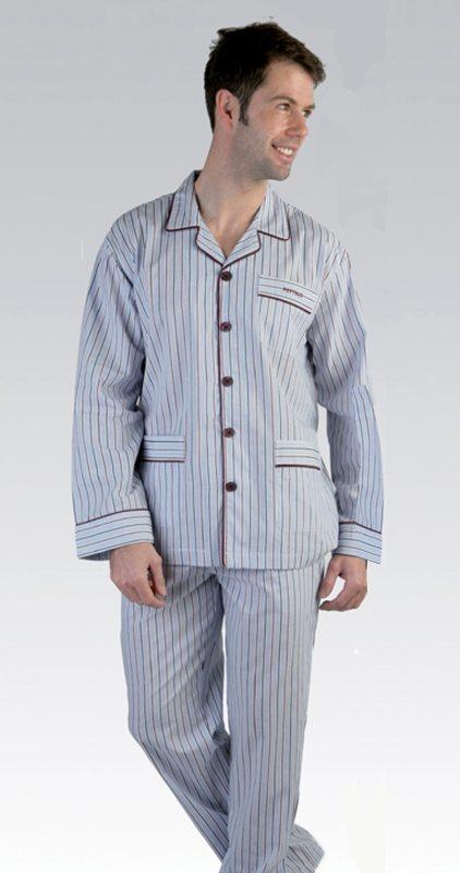 Pijama Pettrus Man Clásico de Tela