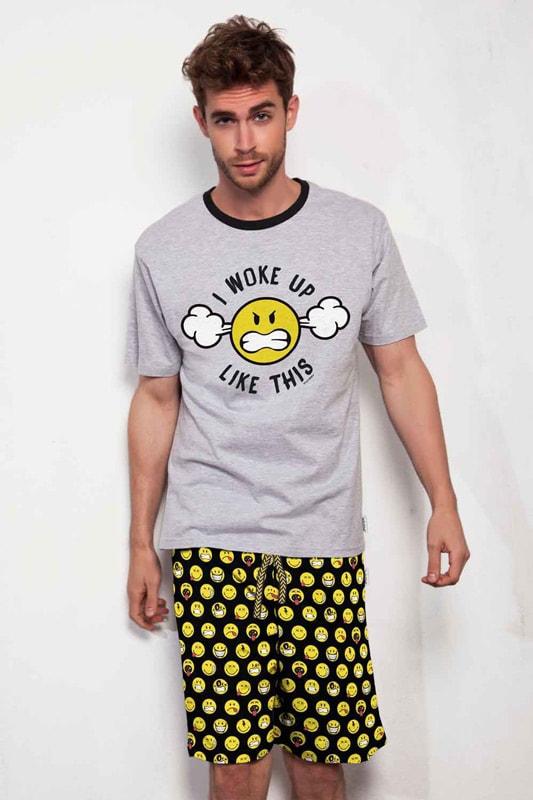 Pijama Smiley World Wako Up