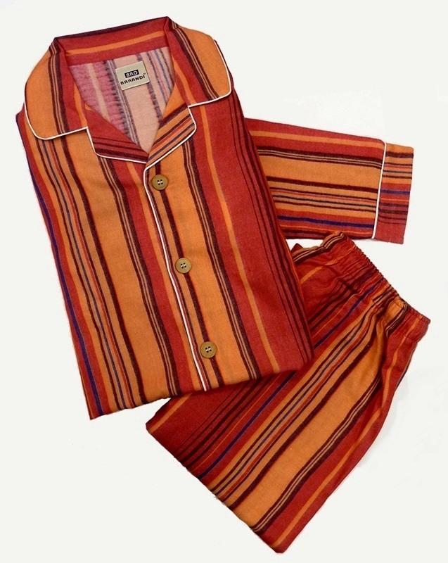 Pijama de Franela, Barandi