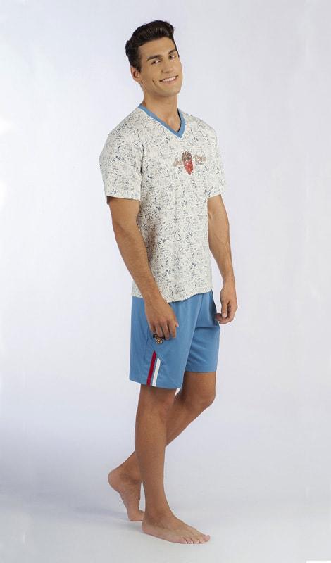 Pijama Hombre Soy Underwear Just Ride