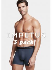 3 Pack Boxer Impetus Cotton Strech VAA