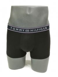 Boxer Tommy Hilfiger Microfibra Negro