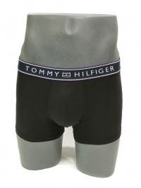 Boxer Tommy Hilfiger Microfibra Negro