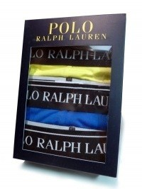 3 Pack Boxers Polo Ralph Lauren
