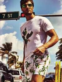 Bañador Hombre David Mare Cactus