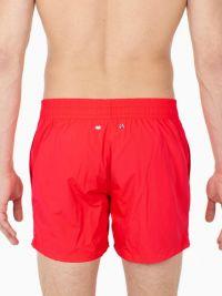 Bañador HOM SUNLIGHT en rojo