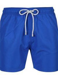 Bañador John Frank liso en azul