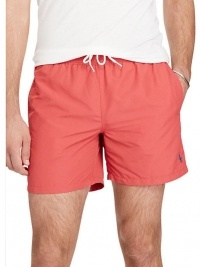 Bañador Polo Hawaiian Swin Trunk Chili