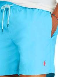 Bañador Polo Hawaiian G Traveler Azul Celeste