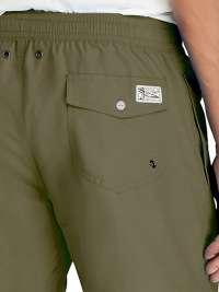 Bañador Polo Ralph Lauren Traveler Verde