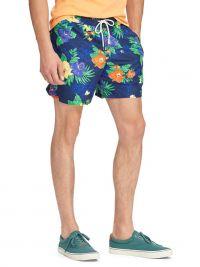Bañador Polo Ralph Lauren Floral Traveler Short