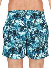 Bañador HOM Safari Hombre en azul
