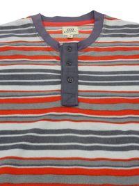 Pijama Térmico Polar Barandi a rayas con puños