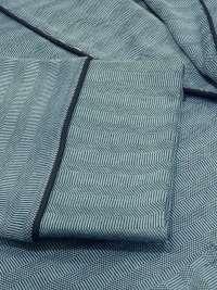 Bata Soy Underwear Clásica Azul