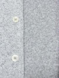 Parka Polar Kiff-kiff gris claro jaspeado