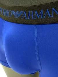 Boxer Emporio Armani Microfibra Azul