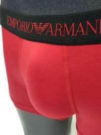 Boxer Emporio Armani Microfibra Rojo