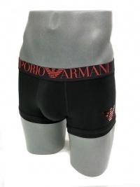 Boxer Armani Mirror Negro