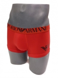 Boxer Armani Mirror Rojo