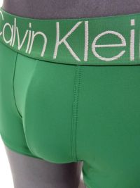 Boxer Calvin Klein Evolution 1969 en color Verde