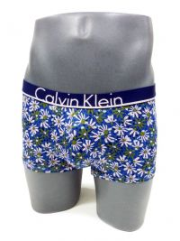 Boxer hombre Calvin Klein microfibra flores