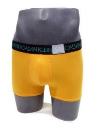 Boxer Calvin Klein algodón 1981 BOLD Naranja