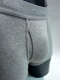 Calvin Klein Underwear Mothern Essentials gris