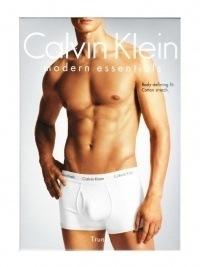 Calvin Klein Underwear Mothern Essentials negro