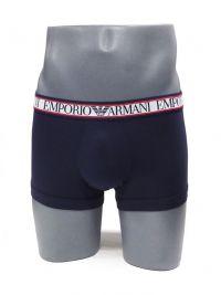 Boxer Emporio Armani en algodón en azul marino