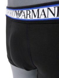 Boxer Emporio Armani en algodón en negro