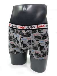 Boxer Lois Jeans Motorcycles Wheel
