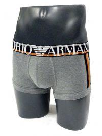 Boxer Emporio Armani Algodón en gris