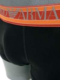 Boxer Emporio Armani Algodón en Negro