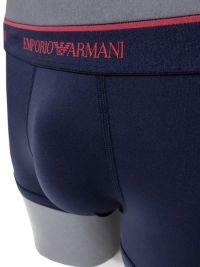 Boxer Emporio Armani Microfibra Azul Marino
