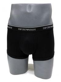 Boxer Emporio Armani Microfibra Negro