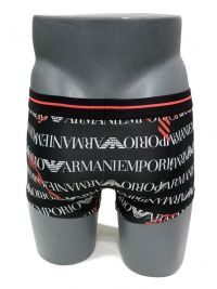 Boxer Emporio Armani Microfibra Logo Maniac