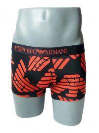 Boxer Emporio Armani Microfibra con Logos