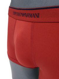Boxer Emporio Armani Microfibra en Rojo