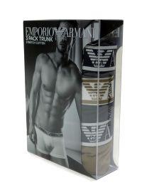 3 Pack Boxers Emporio Armani GMK