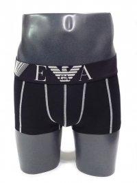 Boxer Armani Training Mesh Black