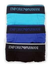 3 Pack Boxers Emporio Armani CAM