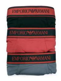 3 Pack Boxers Emporio Armani NRG
